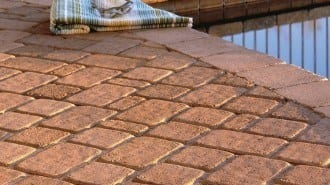 Cambridge Cobble Paver Tile Beauty 1