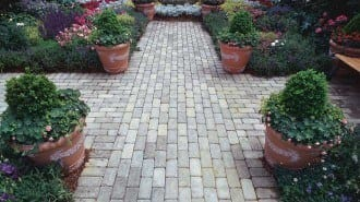 holland stone paver example