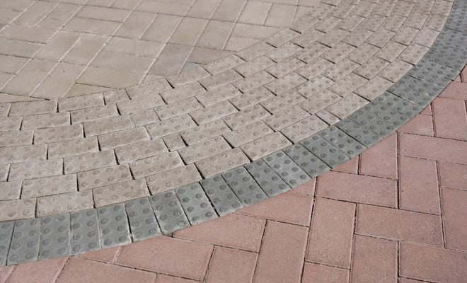 Ada Compliant Paver European Pavers