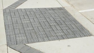 ada compliant pavers