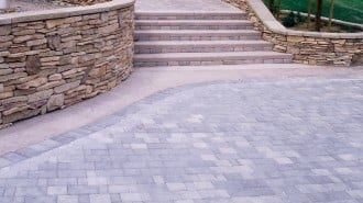 city stone II paver example