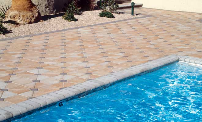 Bishop S Hat European Pavers
