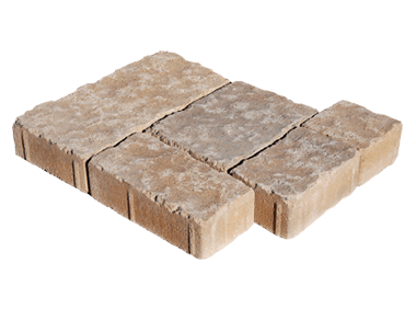 Combo Stone Embossed Tumbled Single 02