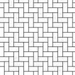 Plaza Herringbone pattern