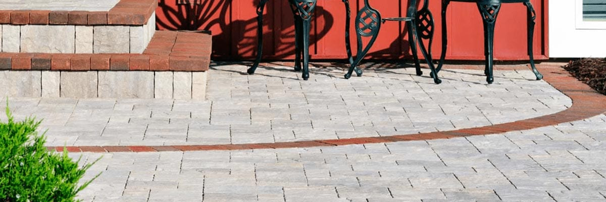 Benefits - Pavers Near an Outdoor Patio