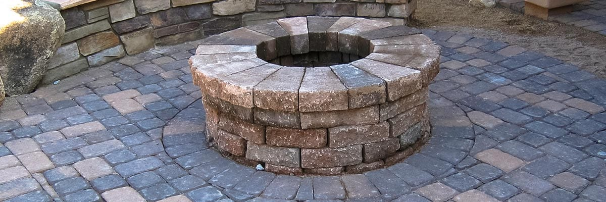 Our Company - Paver Outdoor Fire Place