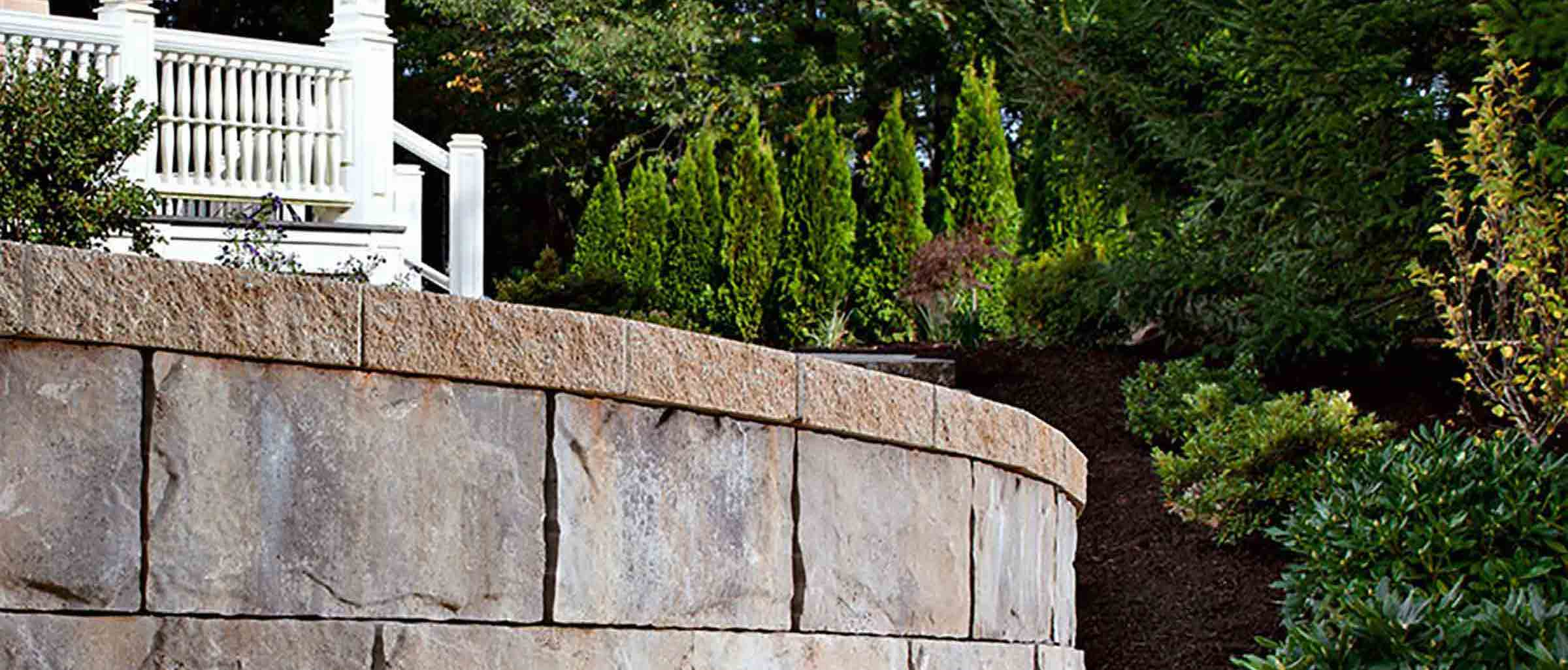 Contact Us - Stone Retaining Wall