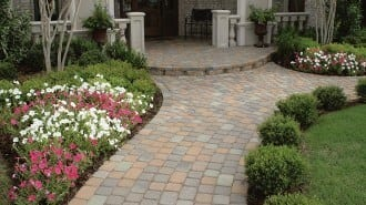 Plaza Stone Rectangle 45mm